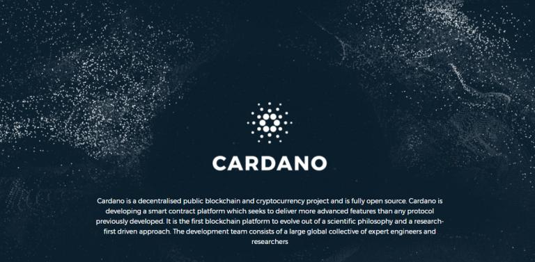 Cardano ADA kopen
