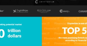 Crypterium token