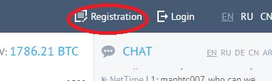 Registeren
