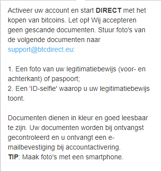 Stap 4 - hoe verifieren