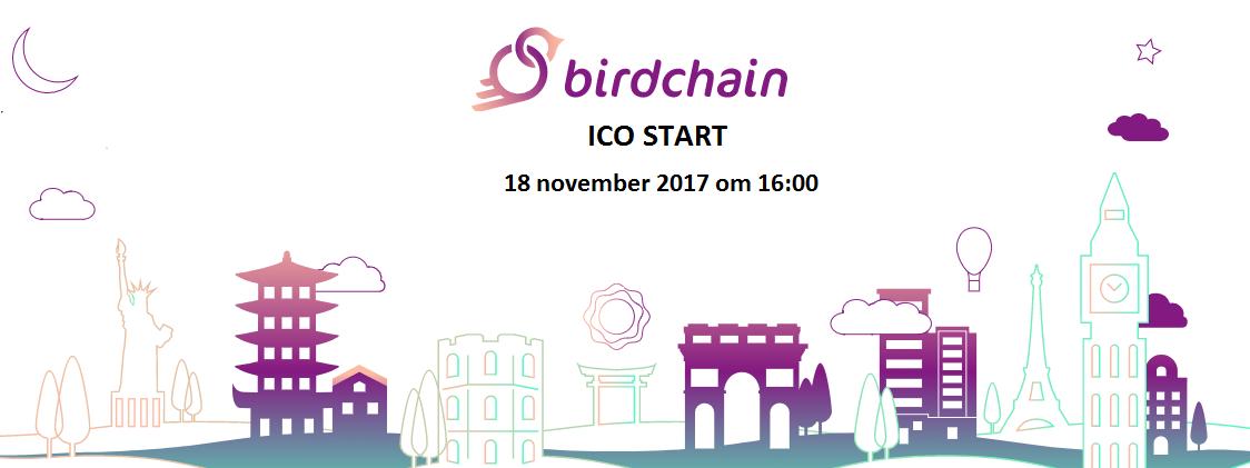 Birdchain ICO start