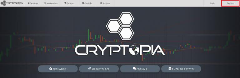 Cryptopia beginners QTUM kopen