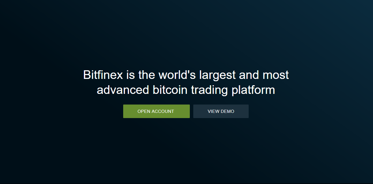 Bitfinex exchange stappenplan beginners