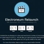 Electroneum re launch 13 december ETN