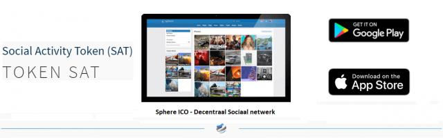 Sphere ICO SAT tokens