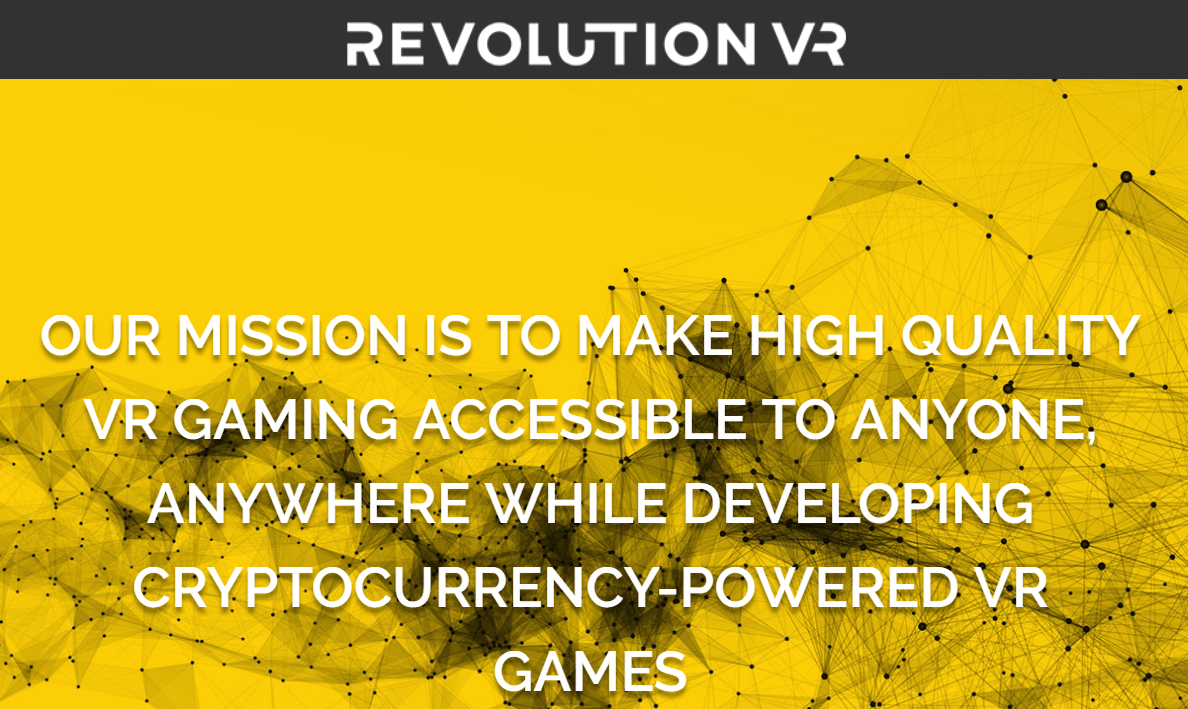 Coin review RevolutionVR RVR