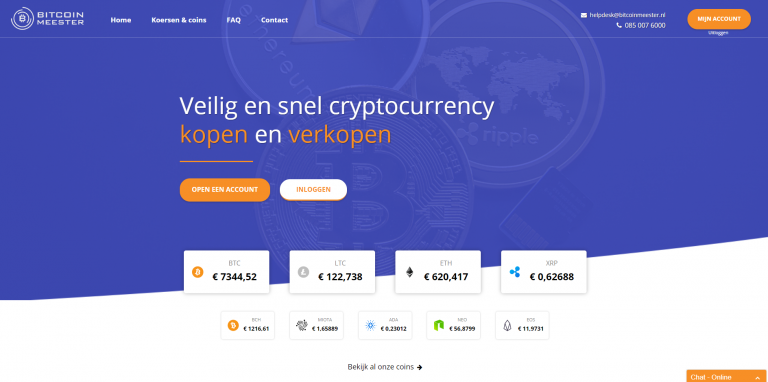 Bitcoin Meester review