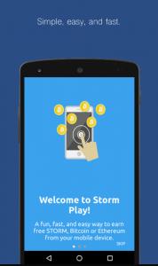 Storm Token Bolts verdienen