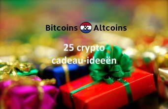 25 crypto cadeau-ideeën