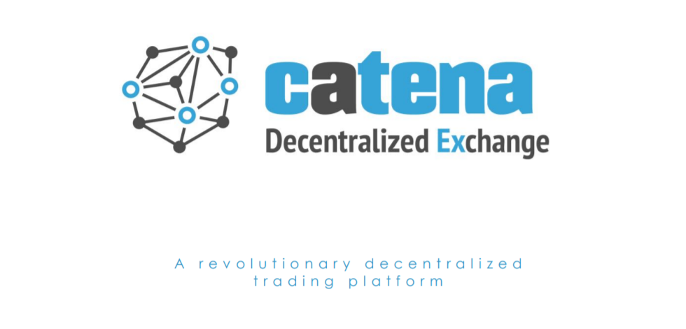 Catena decentralized exchange