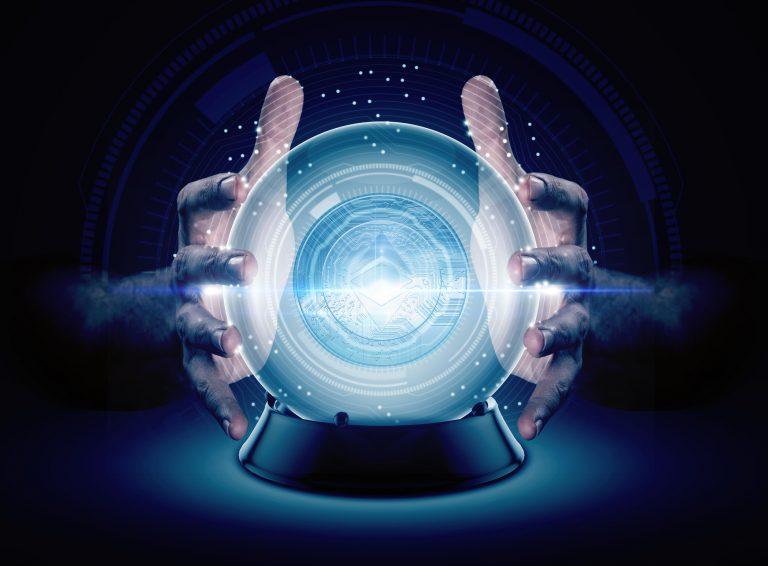 Ethereum prijs in de toekomst: glazen bol