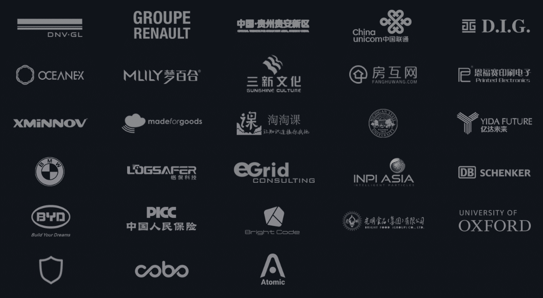 Partners VeChain Foundation