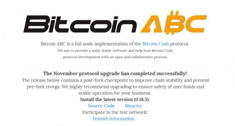 Bitcoin ABC kopen