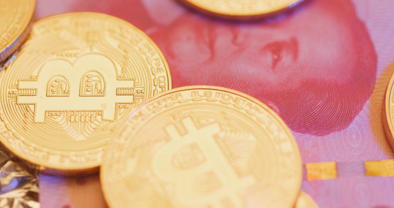 Chinese miners Bitcoin
