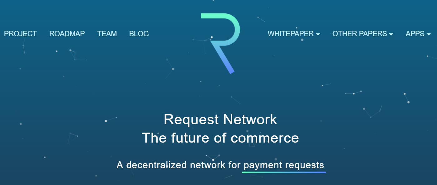 Request Network kopen REQ