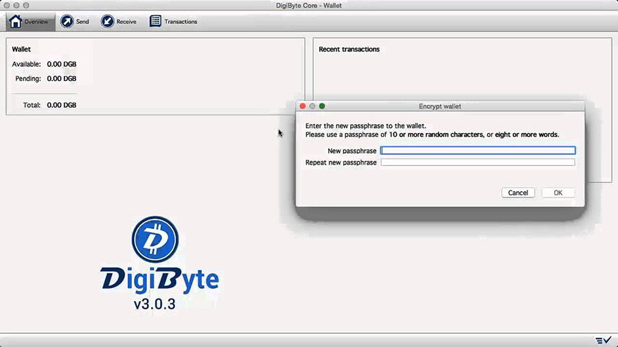 Digibyte Core