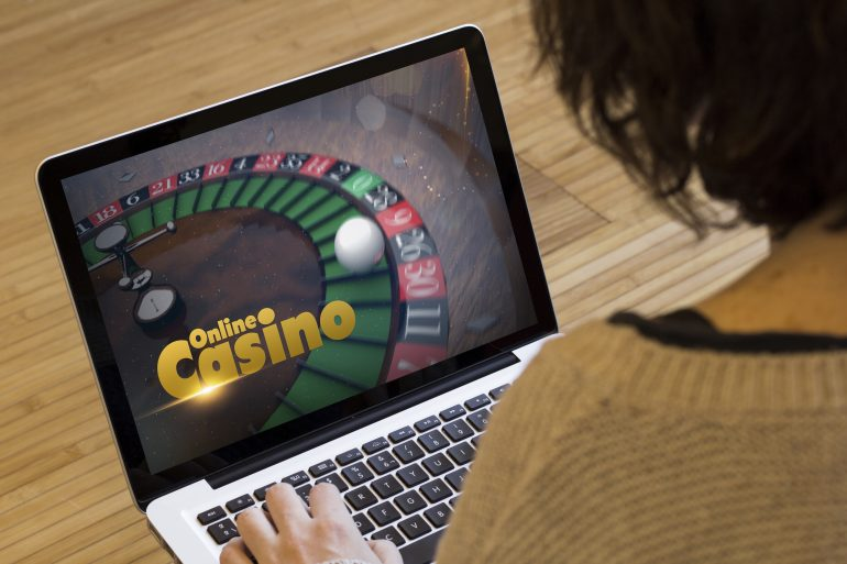 Smart contracts in online casino's