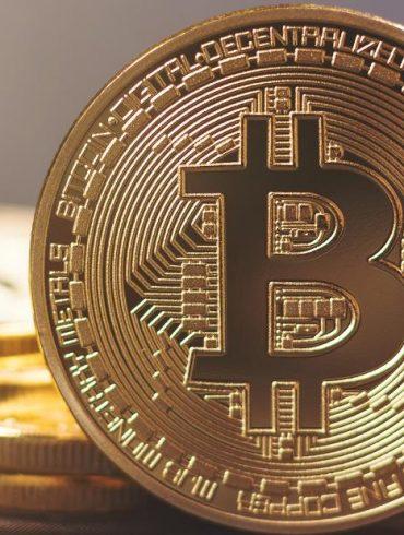bitcoin gouden munt